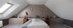 Amenager des chambres dans les combles perdus for Chambre dans les combles photos