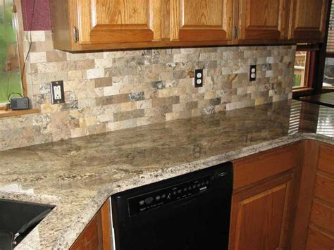 kitchen  granite countertops  oak cabinets