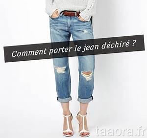 Comment Réparer Un Liner Déchiré : jean d chir comment le porter taaora blog mode tendances looks ~ Maxctalentgroup.com Avis de Voitures