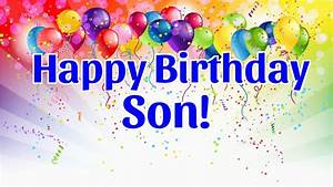 Happy Birthday To My 1 Year Old Son Quotes 140 Birthday