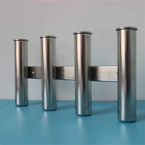 Vertical Boat Rod Holders by 4 Rod Holder Stainless Steel 316 Vertical