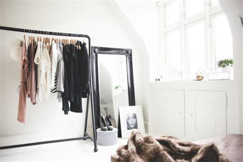 Bedroom Clothes by Open Closet Ideas For Small Spaces