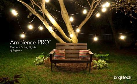 the best outdoor string lights get instant warm patio