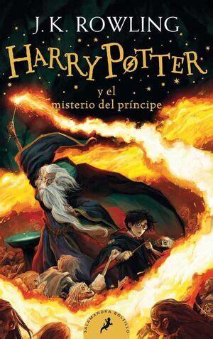 Obtenga los mejores libros gratuitos de tendencias en su bandeja de entrada. HARRY POTTER Y EL MISTERIO DEL PRINCIPE (BOLSILLO). J.K ...