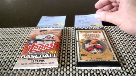 Apr 03, 2021 · to sell baseball cards, start by organizing your cards chronologically since older cards are typically more valuable. Can I make money selling baseball cards? part 1 - YouTube
