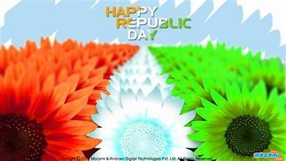 Republic Happy Mocomi India Desktop Flowers Tri
