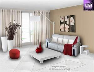 Deco Maison Peinture Collection Et Ide Dcoration Salon