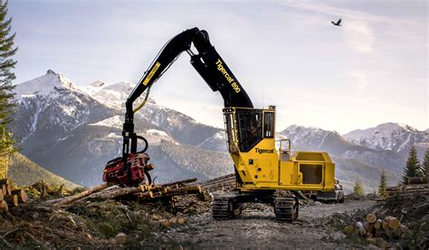 Tigercat unveils largest machine in forestry line-up ...