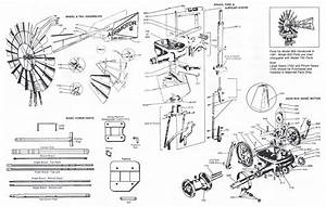 Aermotor Windmill Replacement Parts