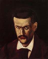 Paul Cezanne Self Portrait