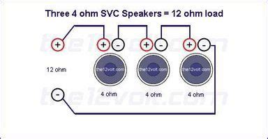 Wire Diagram For Mono And 2 Channel And 2 Sub by How To Bridge A 4 Channel Wire Cars And 4 Channel