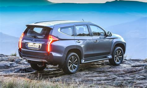 It is available in 5 colors, 6 variants, 2 engine, and 2 transmissions option: New Mitsubishi Pajero Sport to be launched in India on ...