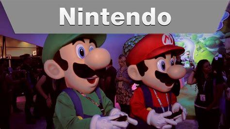 Nintendo at E3 Booth