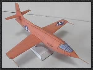 Bell X1 Paper Model
