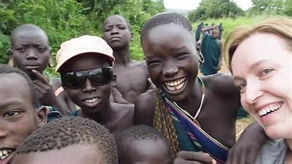 Omo Ethiopia Tribe Suri Valley