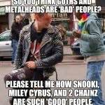 Punk Rock Memes - punk rock meme generator imgflip