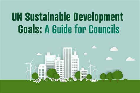 sdg background local government association