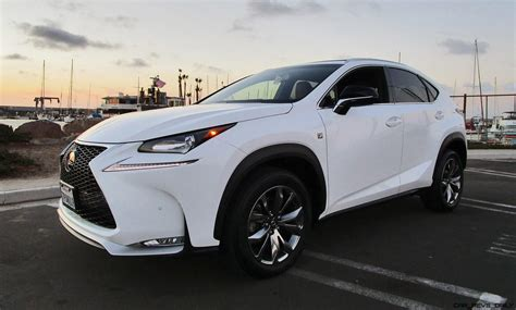 2016 Lexus Nx200t F Sport Awd  Road Test Review  By Ben