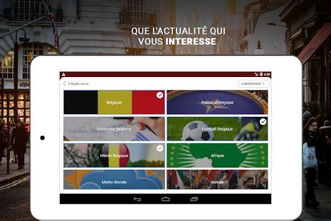alertes info actualite du jour direct belgique android