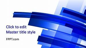 Micorsoft Word Templates Free Background Blue Powerpoint Template Free Powerpoint