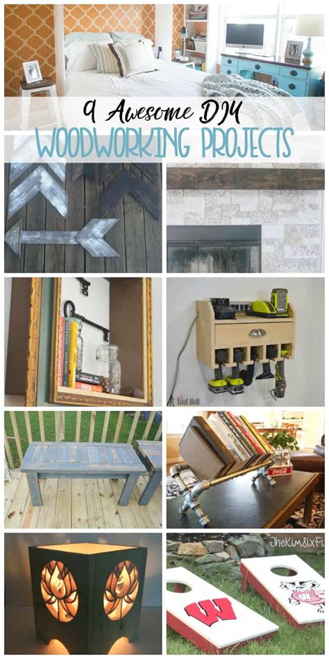 diy woodworking projects domestically speaking