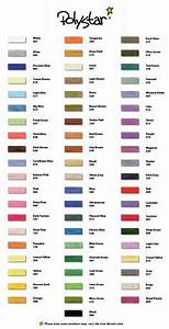 Floriani Thread Chart Sulky Rayon 40 Thread Chart Paper Thread Chart Poly