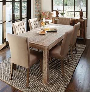 The, Simple, Farmhouse, Dining, Table