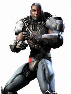 Cyborg - Injustice Wiki Guide - IGN