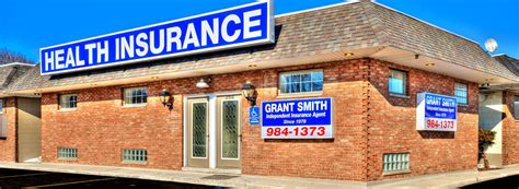 grant smith local independent health insurance agent