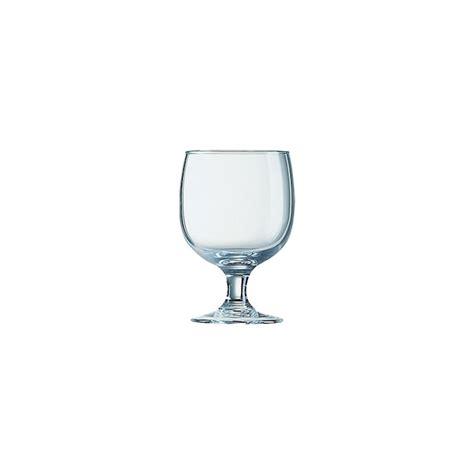 arcoroc bicchieri calice amelia arcoroc in vetro cl 16 22231 rgmania