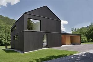 Moderne Innenarchitektur Einfamilienhaus : haus e vandans v met ~ Lizthompson.info Haus und Dekorationen
