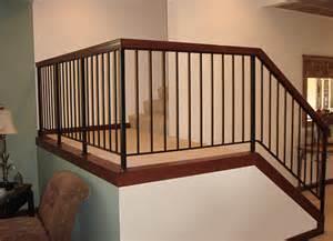 home interior railings interior railing archives s w fence inc