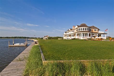 hamptons luxury home  hamptons habitat custom home building