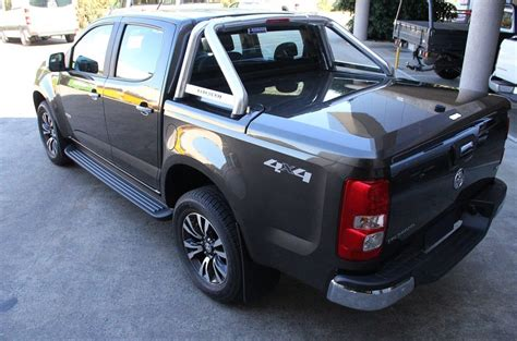 It makes perfect sense, given the number of updates. Holden Colorado - revhed