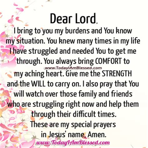 Prayer Quotes For Friends And Family