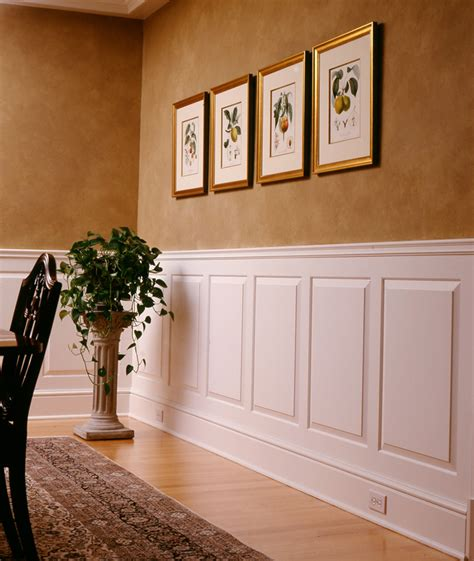 raised  recessed panel wainscoting wainscot solutions