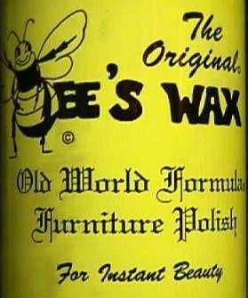 original bees wax polish