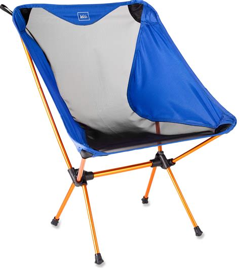 rei compact folding chair lightweight cing chair pedalling along