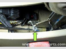 BMW E90 Parking Brake Adjustment E91, E92, E93 Pelican