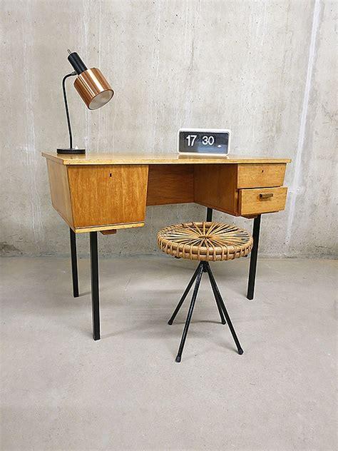 bureau retro industrieel vintage bureau desk industrial bestwelhip