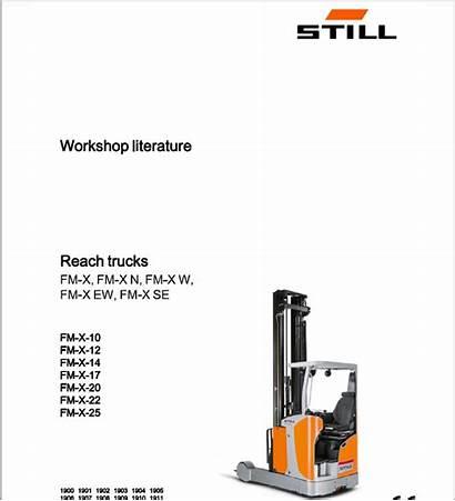 Still Reach Truck Fm Manual Repair Workshop