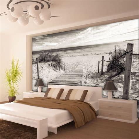 Welche Tapete Für Schlafzimmer by Fototapete Fototapeten Tapeten Strand Sand Meer