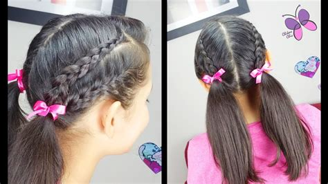Waterfall Braids Into Double Frenchbacks