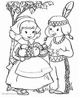 Thanksgiving Coloring Pages Raising Dinner sketch template
