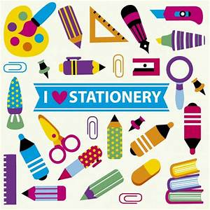 Stationery Vectors, Photos and PSD files | Free Download