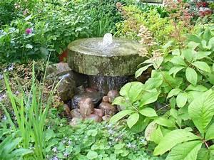 Springbrunnen Selber Bauen Ohne Pumpe : m hlstein geschenkt bekommen ideen gesucht page 3 mein sch ner garten forum ~ Orissabook.com Haus und Dekorationen