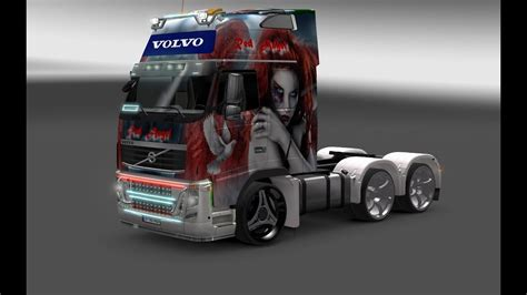 ets  volvo fh tuning hq youtube