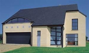 Maison en briquette ventana blog for Plan maison avec tour 9 construction maison colombage loir et cher 41 leonard