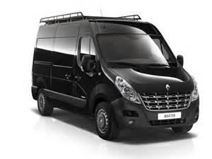 Renault Updates Master Van Range with More Fuel Efficient