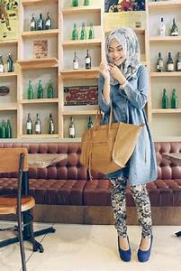Latest Casual Hijab Styles with Jeans 2017-2018 Trends u0026 Looks
